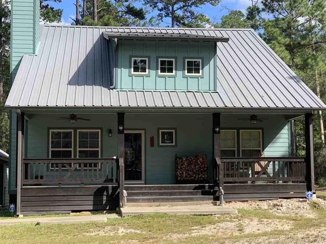 320 Idlewood Court, Brookeland, TX 75931 (MLS #223911) :: Triangle Real Estate