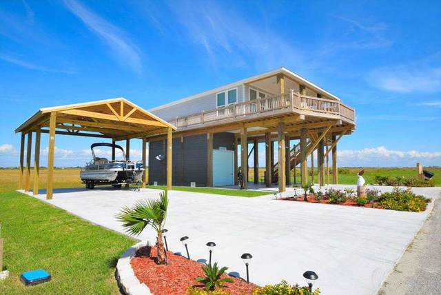 1209 Lagoon Dr., Crystal Beach, TX 77650 (MLS #223921) :: Triangle Real Estate