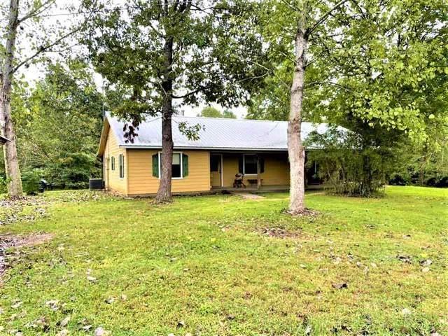 402 N Fm 92, Colmesneil, TX 75938 (MLS #223932) :: Triangle Real Estate