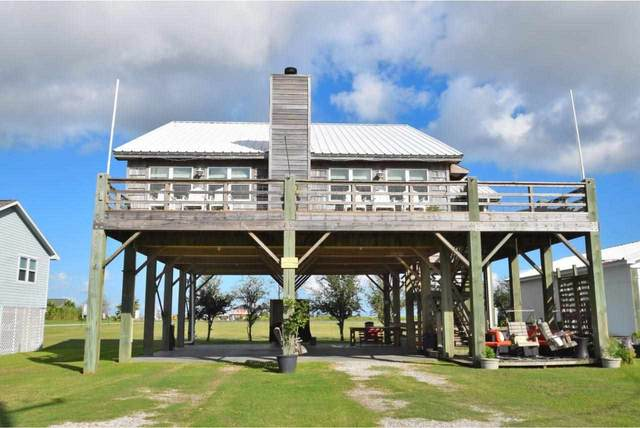 109 Ocean Breeze Dr, Port Bolivar, TX 77650 (MLS #223935) :: Triangle Real Estate