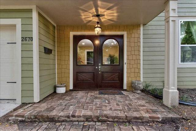 2670 Long St, Beaumont, TX 77702 (MLS #223943) :: Triangle Real Estate