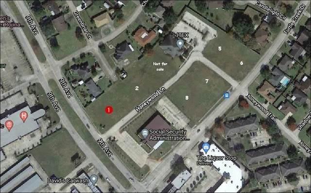 Lot 1 Honeywood Ct, Port Arthur, TX 77642 (MLS #223945) :: Triangle Real Estate