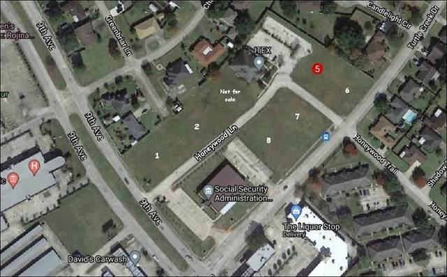 Lot 5 Honeywood Trl, Port Arthur, TX 77642 (MLS #223948) :: Triangle Real Estate
