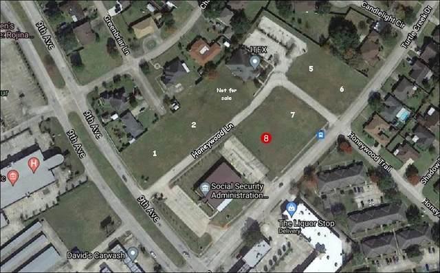 Lot 8 Honeywood Ct, Port Arthur, TX 77642 (MLS #223951) :: Triangle Real Estate