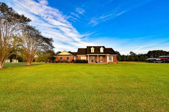 6050 Hudnall, Orange, TX 77630 (MLS #223965) :: Triangle Real Estate