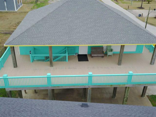 845 Beaumont Dr., Crystal Beach, TX 77650 (MLS #193516) :: TEAM Dayna Simmons