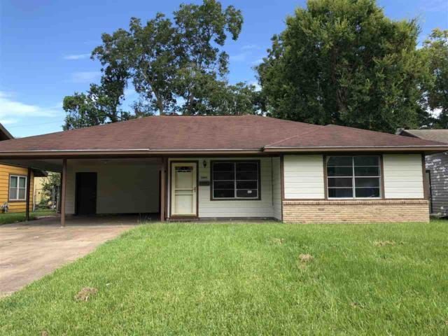 5860 Picadilly Ln, Beaumont, TX 77708 (MLS #193785) :: TEAM Dayna Simmons