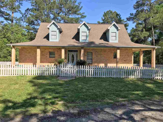 998 Countrywood Circle, Sour Lake, TX 77659 (MLS #194664) :: TEAM Dayna Simmons