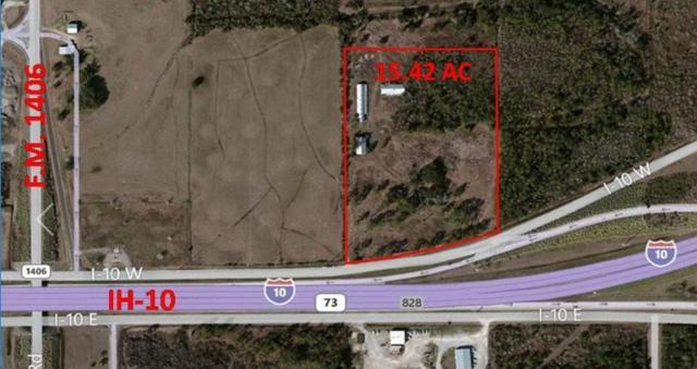 15.42 Acres Ih-10, Winnie, TX 77665 (MLS #194742) :: TEAM Dayna Simmons