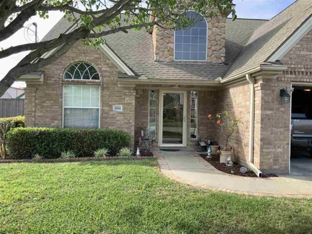 1818 Squire Lane, Nederland, TX 77627 (MLS #203279) :: TEAM Dayna Simmons