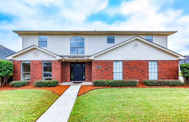4400 Kandywood Dr, Port Arthur, TX 77642 (MLS #208313) :: TEAM Dayna Simmons