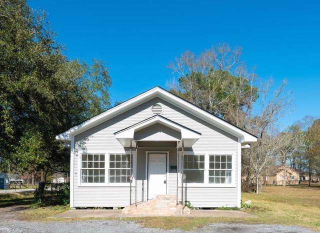 650 W Avenue D, Silsbee, TX 77656 (MLS #209341) :: TEAM Dayna Simmons