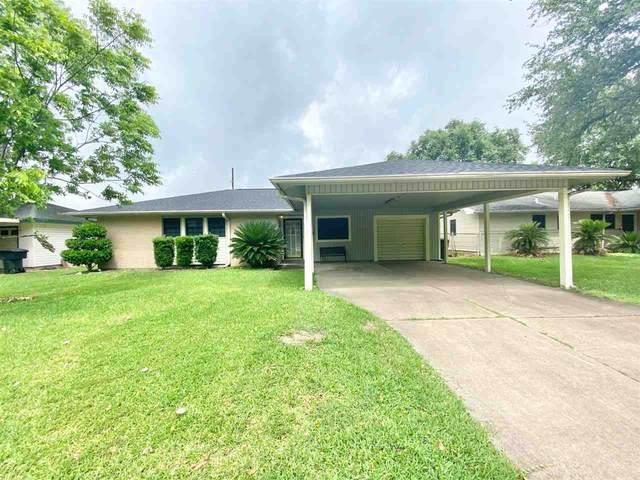 1708 Ave H, Nederland, TX 77627 (MLS #210281) :: TEAM Dayna Simmons
