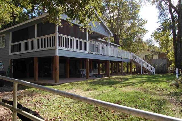 270 Sharon Lane, Vidor, TX 77662 (MLS #211116) :: Triangle Real Estate