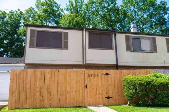 5905 Fairmeadow Street, Beaumont, TX 77707 (MLS #212158) :: TEAM Dayna Simmons