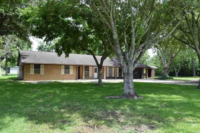 24886 Hwy 124, Hamshire, TX 77622 (MLS #212477) :: TEAM Dayna Simmons