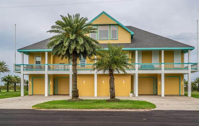 680 Villa Dr, Crystal Beach, TX 77650 (MLS #212888) :: TEAM Dayna Simmons