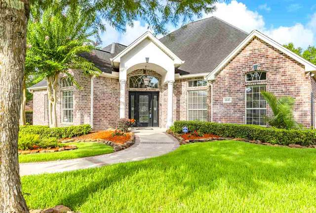 1645 Covington Court, Beaumont, TX 77706 (MLS #213490) :: TEAM Dayna Simmons