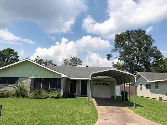6559 Plaza, Groves, TX 77619 (MLS #214822) :: TEAM Dayna Simmons