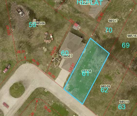Lot 61 Royal Meadows Estates, Port Arthur, TX 77642 (MLS #214973) :: TEAM Dayna Simmons
