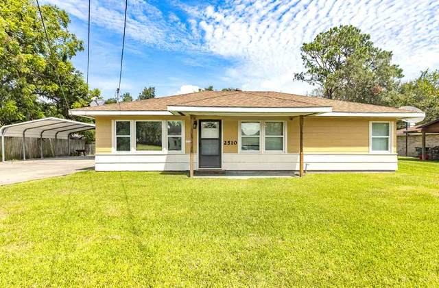 2510 Owens Ave, Groves, TX 77619 (MLS #214987) :: TEAM Dayna Simmons