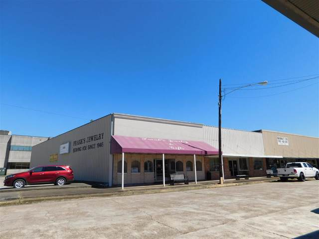 135 E Avenue H, Silsbee, TX 77656 (MLS #215058) :: Triangle Real Estate