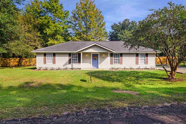 2730 Woodlake Dr., Silsbee, TX 77656 (MLS #215411) :: Triangle Real Estate