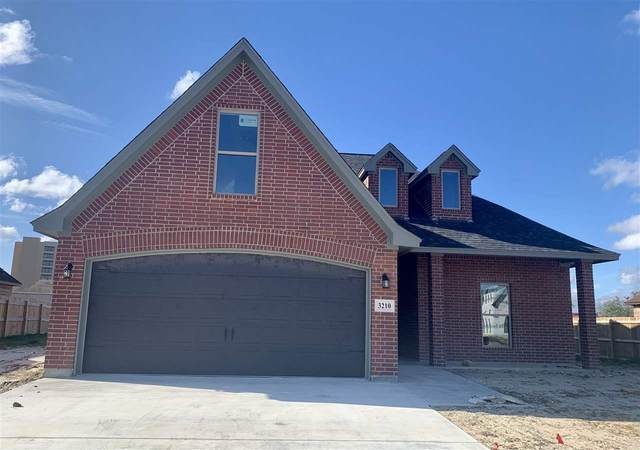 3210 Ethan Symone, Beaumont, TX 77705 (MLS #215540) :: Triangle Real Estate