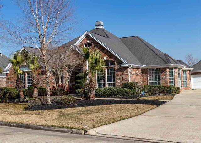 3745 Champions Dr, Beaumont, TX 77707 (MLS #216361) :: TEAM Dayna Simmons