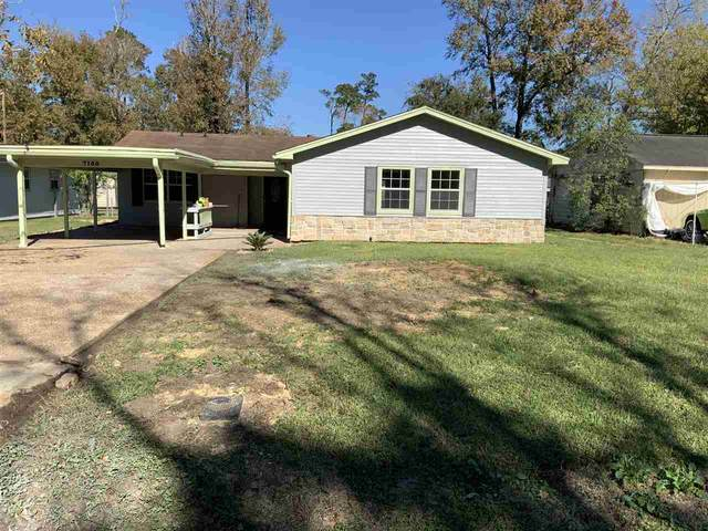 7150 Click Dr, Beaumont, TX 77708 (MLS #216410) :: TEAM Dayna Simmons