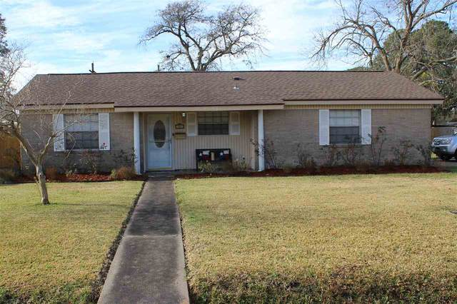 604 S 1 1/2 Street, Nederland, TX 77627 (MLS #216528) :: Triangle Real Estate