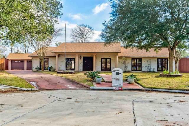 5915 Ventura Ln, Beaumont, TX 77706 (MLS #217150) :: Triangle Real Estate