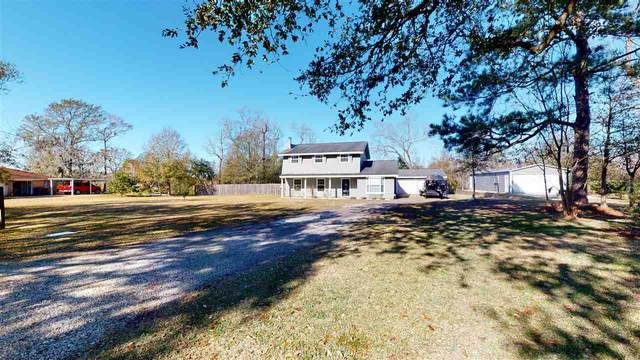 316 Sabine Dr, Bridge City, TX 77611 (MLS #217223) :: TEAM Dayna Simmons