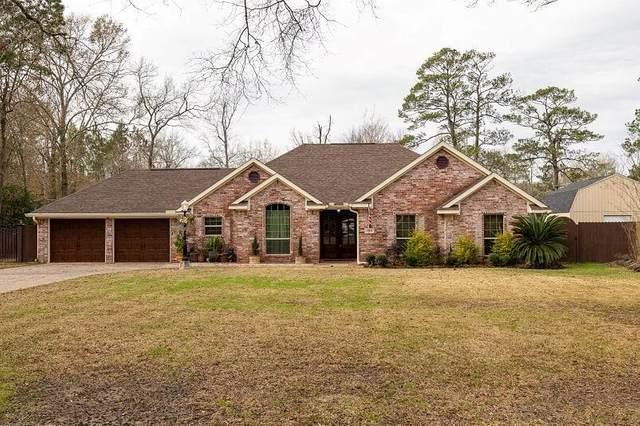 340 Timberlane, Vidor, TX 77662 (MLS #217321) :: Triangle Real Estate