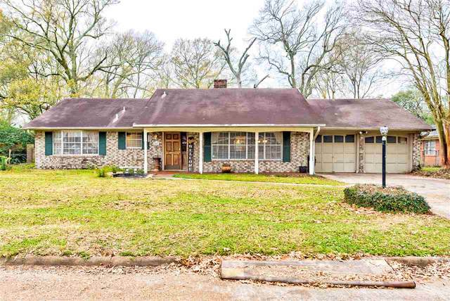 2085 Chevy Chase Ln, Beaumont, TX 77706 (MLS #217349) :: Triangle Real Estate