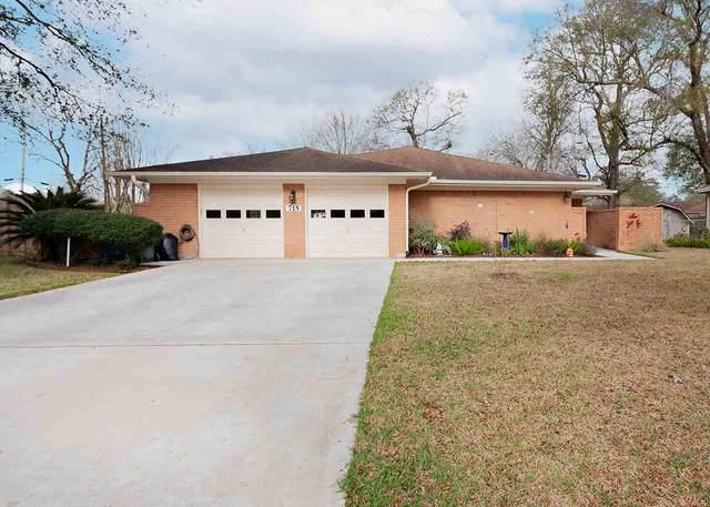 715 Randolph Circle, Beaumont, TX 77706 (MLS #217585) :: Triangle Real Estate