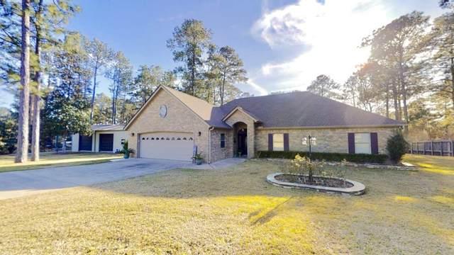 416 Broadmoor Dr, Brookeland, TX 75931 (MLS #217692) :: Triangle Real Estate