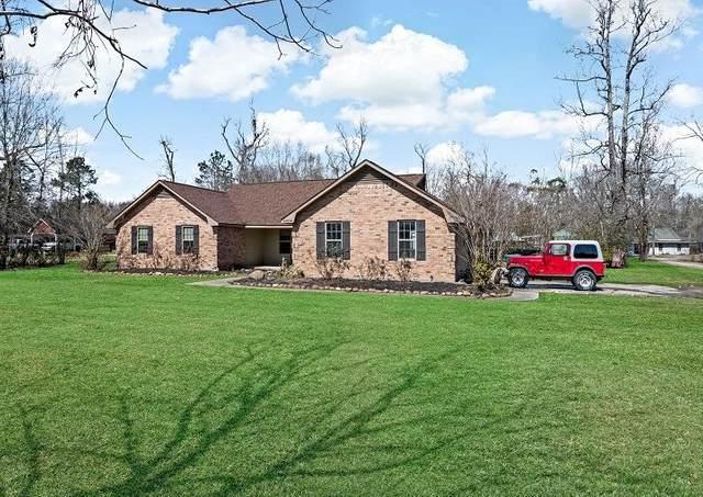 4202 White Oak, Orange, TX 77632 (MLS #217802) :: Triangle Real Estate
