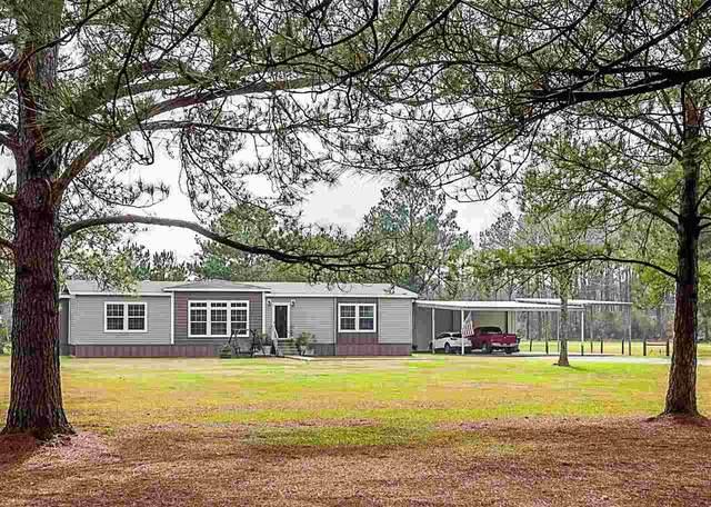 8165 W Kestrel Rd., Orange, TX 77632 (MLS #217914) :: Triangle Real Estate