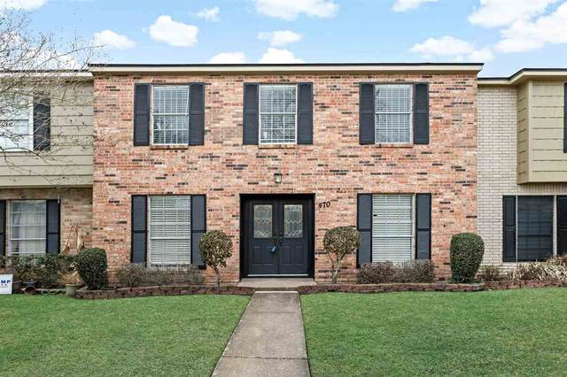 470 Yorktown Ln., Beaumont, TX 77707 (MLS #218185) :: Triangle Real Estate