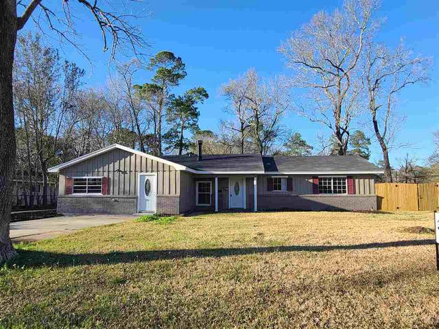 7710 Forest Park Drive, Beaumont, TX 77707 (MLS #218206) :: Triangle Real Estate