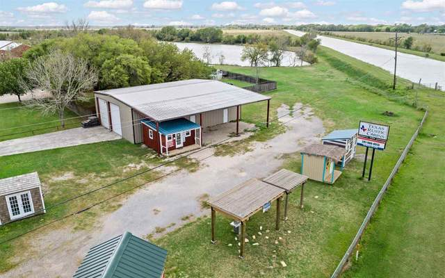 807 E Hwy 90, China, TX 77613 (MLS #218899) :: Triangle Real Estate