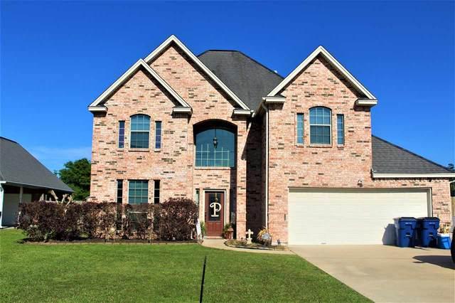 160 Rachel St, Lumberton, TX 77657 (MLS #218978) :: Triangle Real Estate