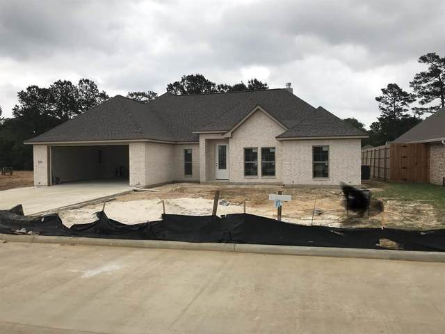 280 Hidden Grove, Lumberton, TX 77657 (MLS #219107) :: Triangle Real Estate