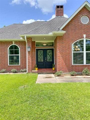 222 Pinehurst Dr., Sour Lake, TX 77659 (MLS #220608) :: Triangle Real Estate
