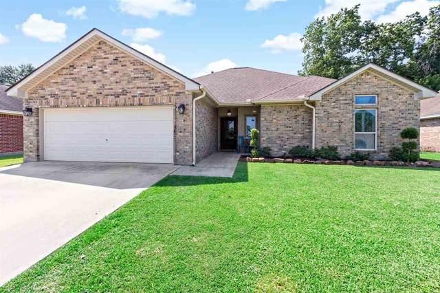 1457 Elizabeth Stone Lane, Bridge City, TX 77611 (MLS #221957) :: Triangle Real Estate