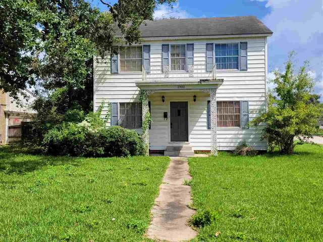 2300 Harrison, Beaumont, TX 77702 (MLS #223424) :: Triangle Real Estate