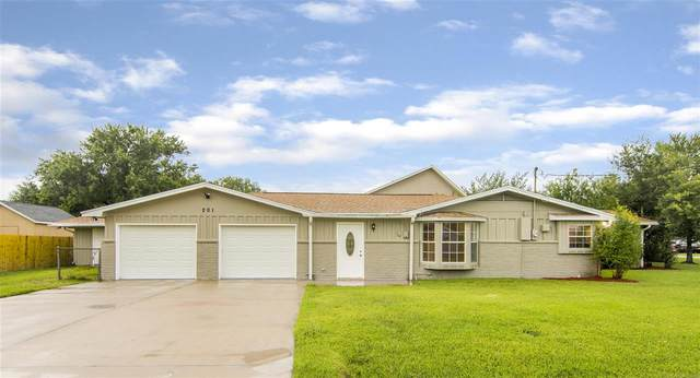 201 Jerry, Nederland, TX 77627 (MLS #213208) :: Triangle Real Estate
