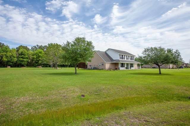17480 Tallamar Dr, Beaumont, TX 77713 (MLS #219129) :: Triangle Real Estate