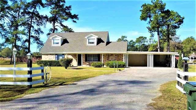 550 Rosewood St., Vidor, TX 77662 (MLS #219662) :: TEAM Dayna Simmons